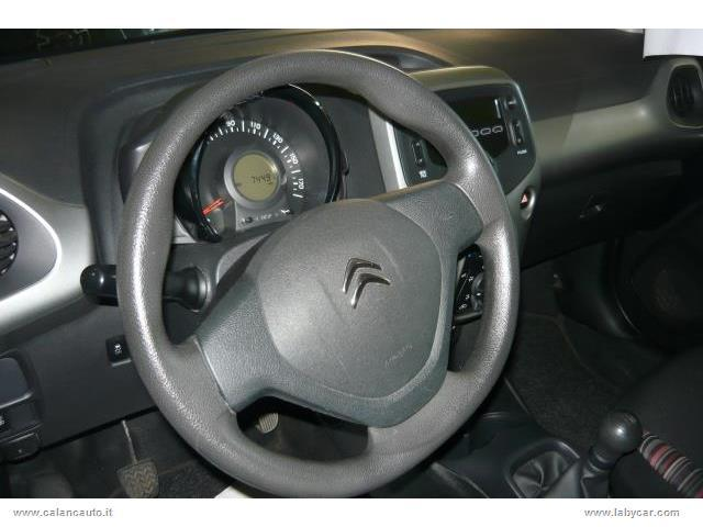 Auto - Citroen c1 vti 68 5p. feel