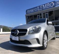 Auto - Mercedes-benz a 200 d business