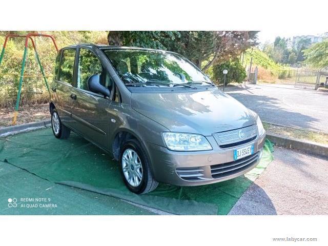 Auto - Fiat multipla 1.6 16v natural power dynamic