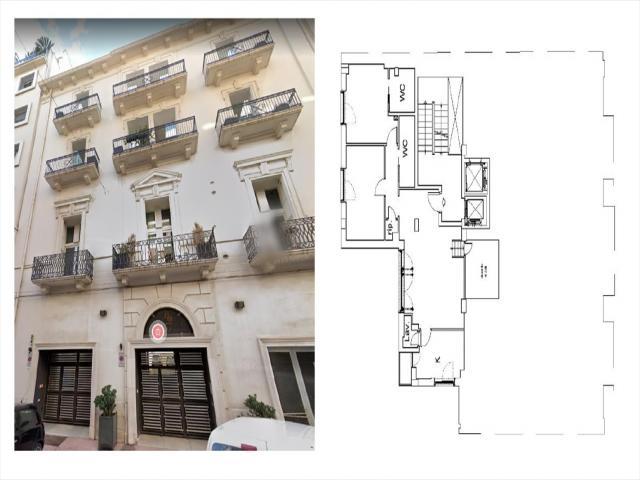 Appartamento in vendita a bari murat