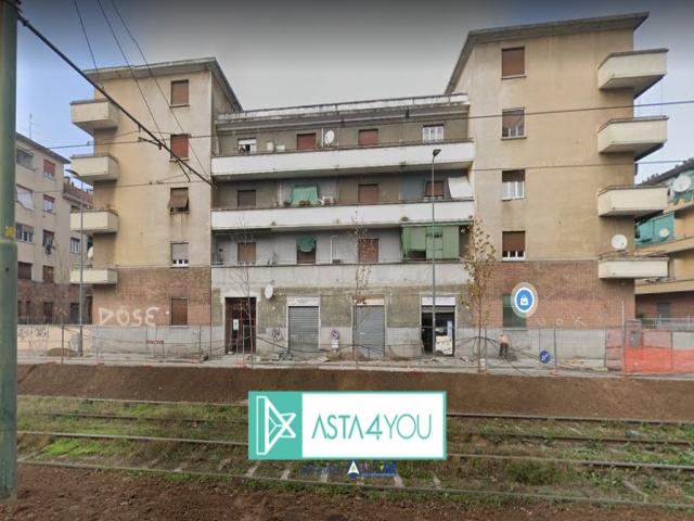 Appartamento all'asta in via giambellino 140, milano (mi)
