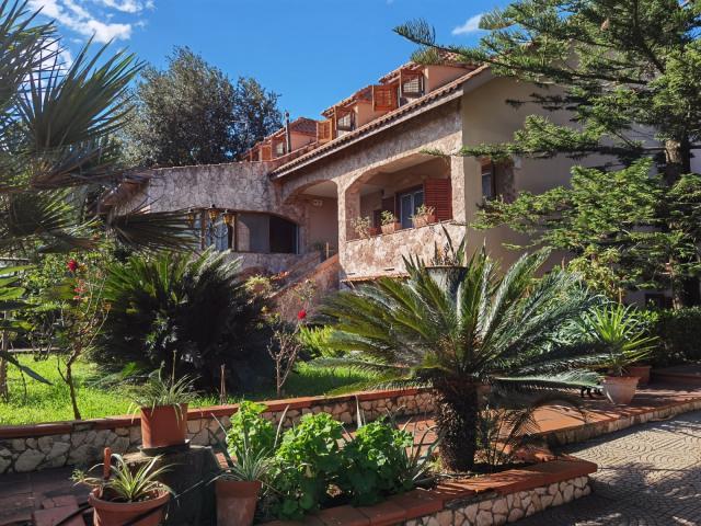 Case - Residenziale - vendita villa (belgio/viale regione siciliana) -