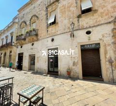 Locale commerciale in affitto nel centro storico di galatina