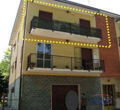 Appartamento al p.2 con autorimessa a modena, via fabio filzi n.56