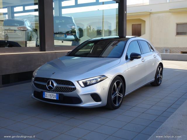 Mercedes-benz a 180 d automatic 4p. premium