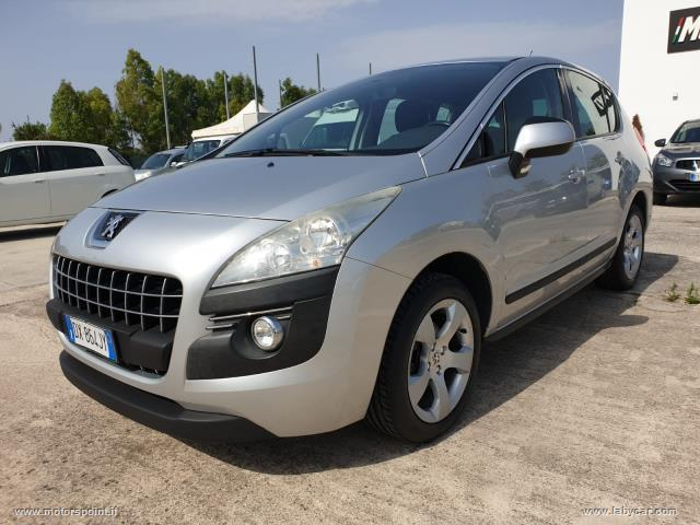 Peugeot 3008 1.6 hdi 110cv fap premium