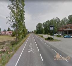 Fabbricati costruiti per esigenze commerciali - strada statale 309