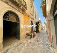 Locale ad uso deposito in vendita nel centro storico di galatina