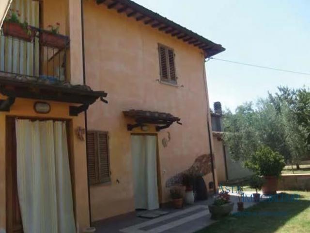 Terratetto - frazione cicogna - via pineta 3/d - terranuova bracciolini (ar)