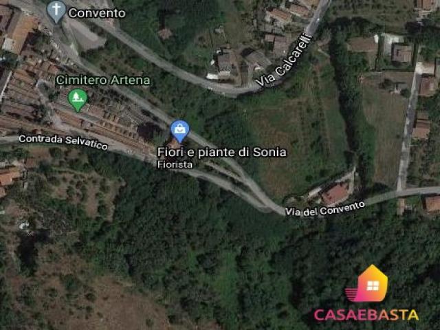 Case - Terreno - via del convento 31