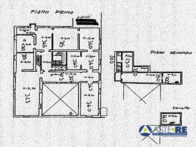 Case - Abitazione di tipo civile - via delle gore 4