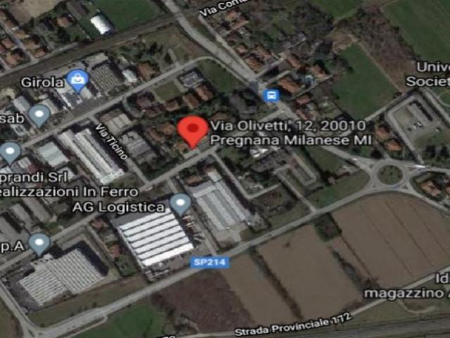Case - Villa - via olivetti 12