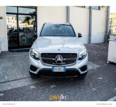 Mercedes-benz glc 250 d 4matic coupé exclusive