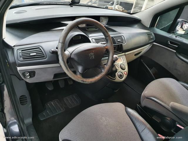 Auto - Peugeot 807 2.0 hdi fap norwest