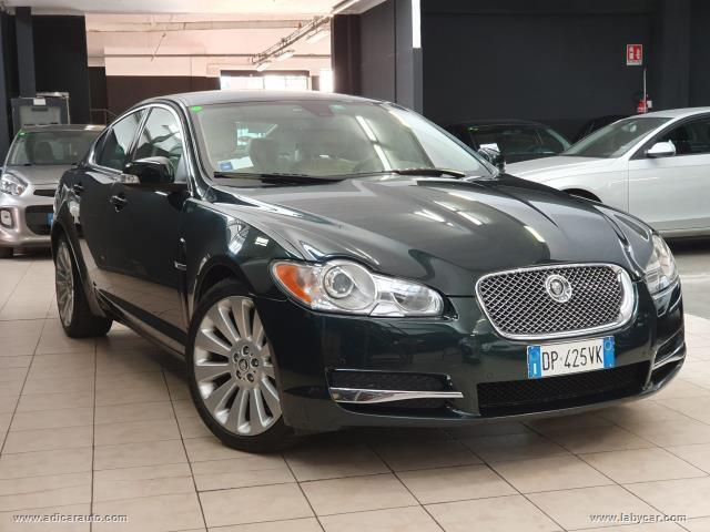 Auto - Jaguar xf 2.7d v6 premium luxury