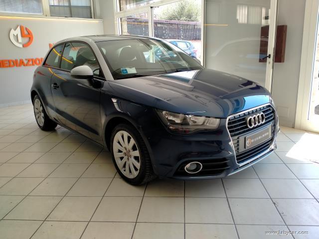 Auto - Audi a1 1.6 tdi ambition