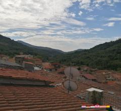 Gragnana terra-tetto con terrazza pranzabile