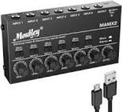 Beltel - muslady mini mixer musicale 6 canali tipo migliore