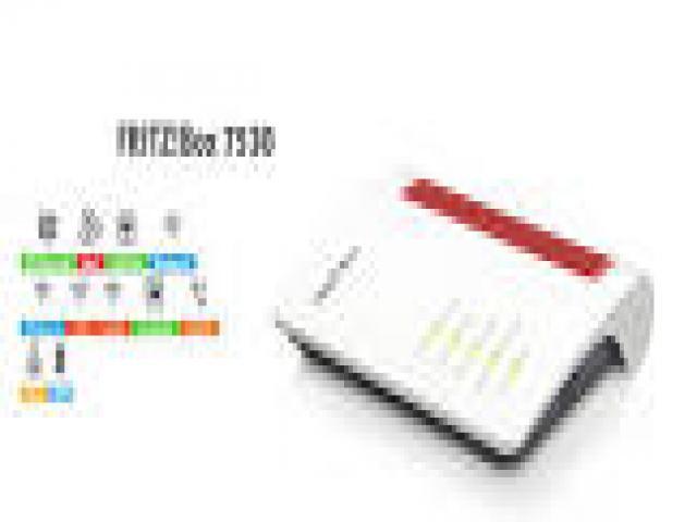 Telefonia - accessori - Beltel - avm fritz!box 7530 ultimo arrivo