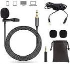 Beltel - easyult 3.5mm microfono lavalier tipo promozionale