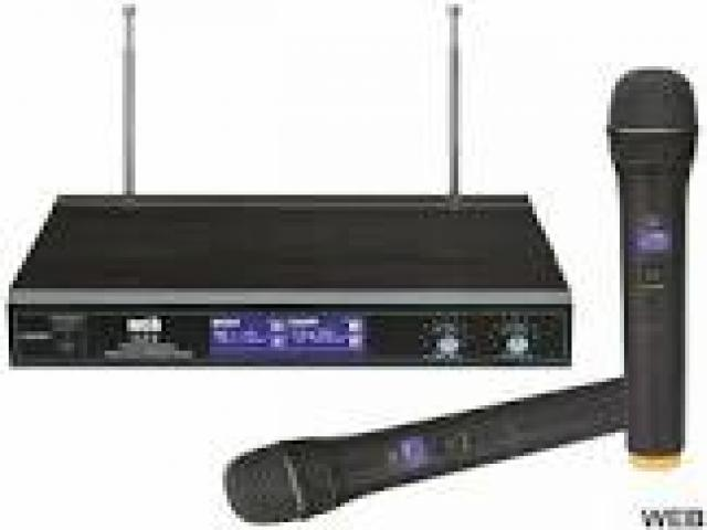 Telefonia - accessori - Beltel - saramonic professional wireless vhf ultimo stock