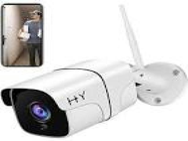 Telefonia - accessori - Beltel - mibao 1080p telecamera sorveglianza wifi tipo economico