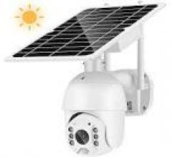 Beltel - ctronics 1080p telecamera wifi esterno con pannello solare molto economico
