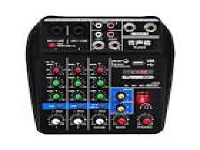 Telefonia - accessori - Beltel - fesjoy tu04 bt mixer tipo nuovo