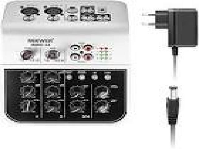 Telefonia - accessori - Beltel - neewer nw02-1a mixer ultimo sottocosto