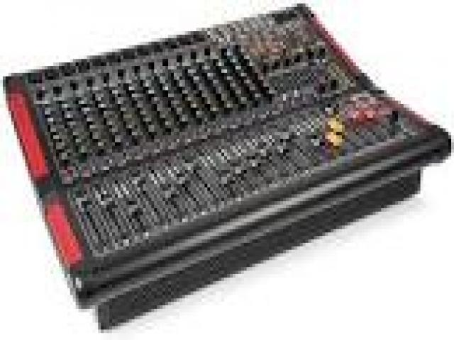 Telefonia - accessori - Beltel - power dynamics pda-s1604a mixer 16 canali vera offerta