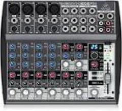 Beltel - behringer xenyx 1202fx mixer tipo conveniente