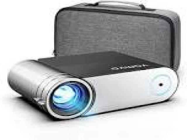 Telefonia - accessori - Beltel - fangor videoproiettore portatile vera offerta