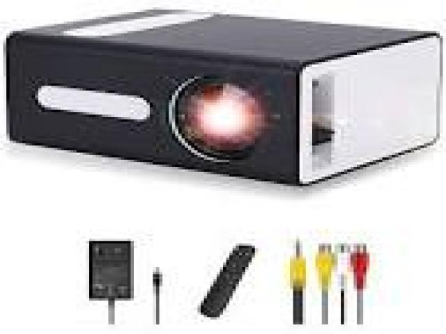 Telefonia - accessori - Beltel - prixton mini proiettore portatile ultimo affare