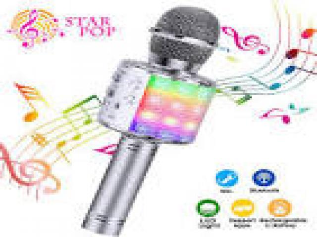 Telefonia - accessori - Beltel - saponintree microfono karaoke ultima occasione