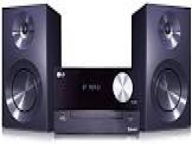 Telefonia - accessori - Beltel - lg cm 2460 sistema home audio ultimo stock