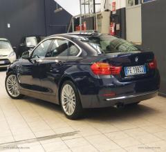 Auto - Bmw 420d gran coupé luxury