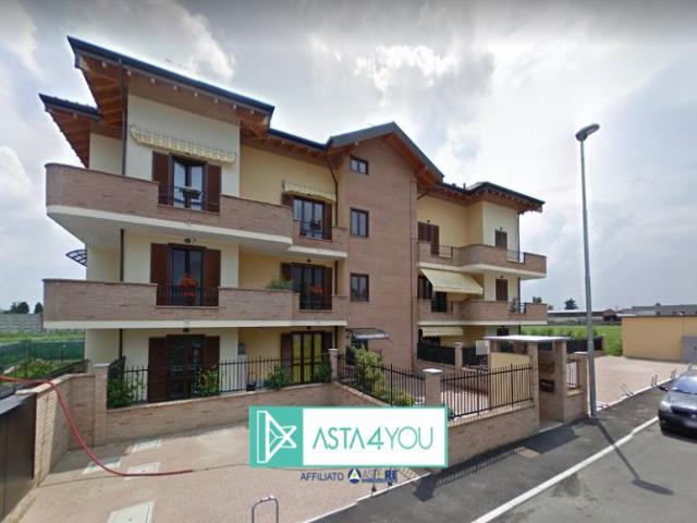 Case - Appartamento all'asta in via redipuglia 41, san giorgio su legnano (mi)