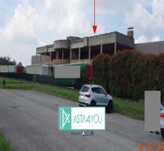 Case - Complesso immobiliare all'asta in via via alessandro manzoni sc, magnago (mi)