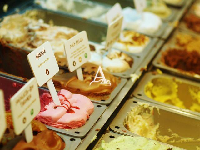 Case - Tecnoazienda - gelateria centro storico
