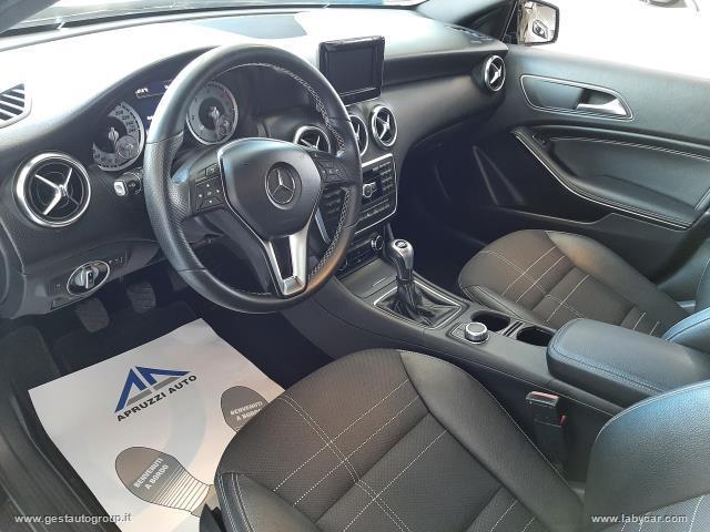 Auto - Mercedes-benz a 180 cdi sport