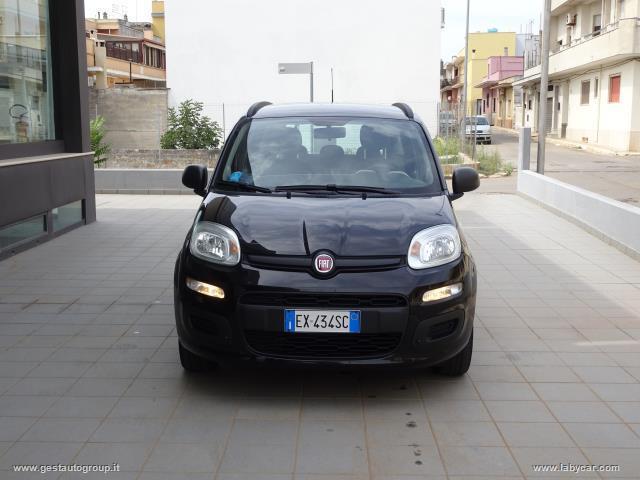 Auto - Fiat panda 1.2 easy