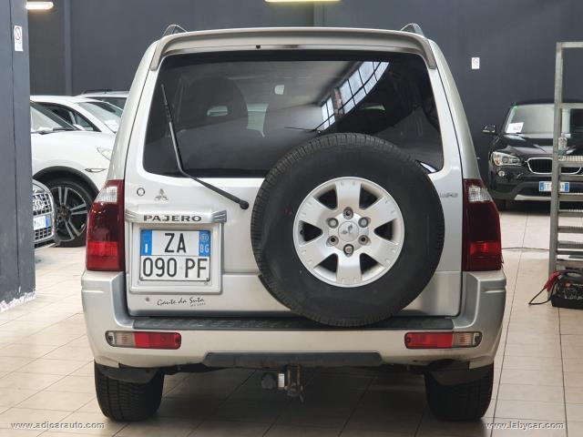 Auto - Mitsubishi pajero 3.2 16v di-d 3p. gls2