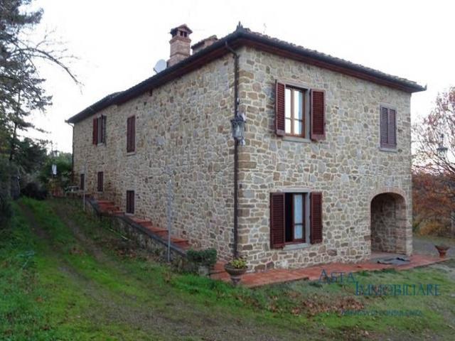 Case - Villa- frazione pieve a maiano, via del campo all'ulivo 52 - civitella in val di chiana (ar)