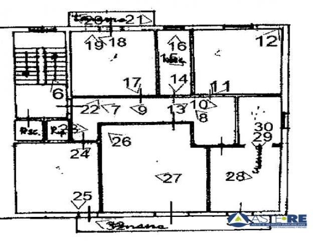 Case - Abitazione di tipo civile - via piave 37