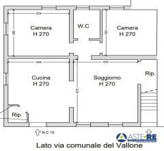 Case - Appartamento - localita' il vallone, via del vallone 15b