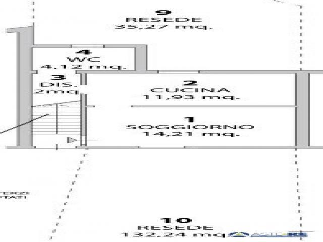 Case - Appartamento - frazione galleno - via dell'agrifoglio 8
