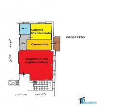 Semi-centro:ampio  appartamento con ascensore