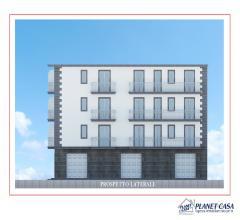 Case - Appartamento di nuova costruzione in vendita, residence stadera, 3 piano - 75 mq - con balcone
