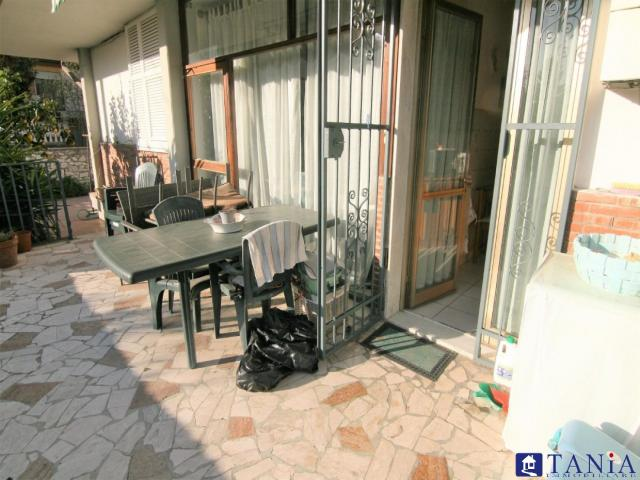 Appartamento con giardino loc. stadio rif 3768