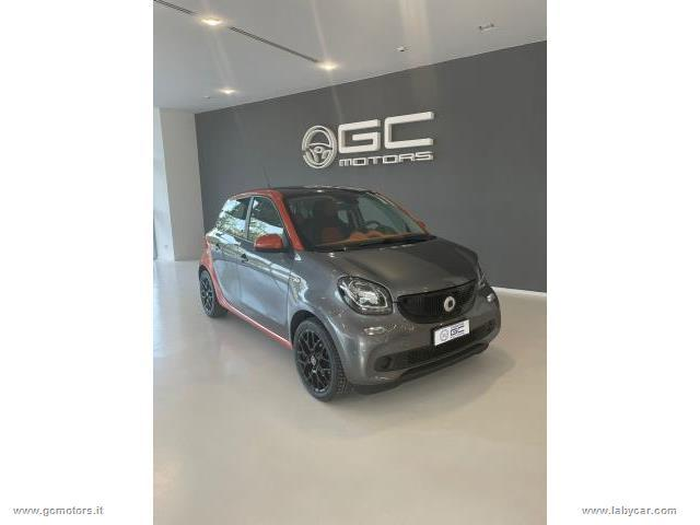 Auto - Smart forfour 70 1.0 youngster